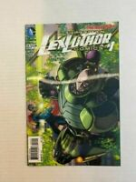 Action Comics 23.3 DC 2013 Lex Luthor #1  Lenticular Cover