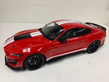 1/12 GT Spirit Ford Mustang Shelby GT500 in Red from 2020.  GT271 IN STOCK NOW