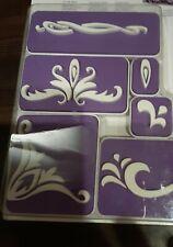 Wilton Cake Stamp Set (Brand New)