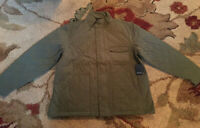 Crown & Ivy QUILTED Design JACKET - New with tags - XL