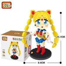 Sailor Moon Nano Block Loz Kawada Mini Lego AUS STOCK