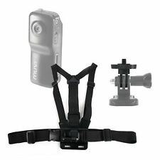 Adjustable Chest Harness Mount For Veho VCC-005-MUVI-HDNPNG / VCC-005-MUVI-NPNG