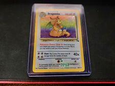 Dragonite 4/62 Fossil Set Rare Holo Pokemon Card - NM (Near Mint)