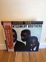 "Montgomery Brothers ""Grooveyard""  (Riverside (RLP 362) SMJ 6141)- JAPAN RELEASE"