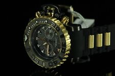 Invicta 70MM JT Torpedo Sea Hunter Swiss Chrono w/ Three-Slot JT Dive Case