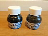Universal INKJET CYAN INK PRINTER REFILL 4 Bottles 20ML Lexmark Epson HP Canon