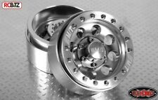 "Mickey Thompson Classic Lock 1.7"" Internal Beadlock Wheel Scale BOLTS RC4WD Hex"