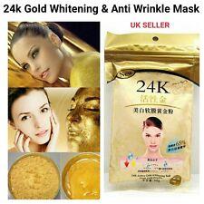 24k Gold Collagen Clarifying Powder Anti-Aging/Wrinkle Moisturizing Face Mask