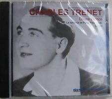 CHARLES TRENET (CD) ANTHOLOGIE DE LA CHANSON FRANCAISE   NEUF SCELLE 12 TITRES