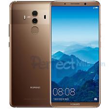 "Huawei Mate 10 Pro (bla-l29) 6.0"" 128gb LTE Dual SIM Unlocked Mocha Brown"
