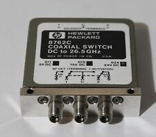HP 8762C coaxial switch 26,5 GHz