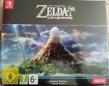 The Legend of Zelda: Link's Awakening - Limited Edition - new sealed
