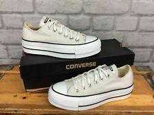 Détails sur Converse P19f chaussures femmes baskets basses avec plateforme 564485C CTAS PLAT