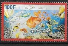 TAHITI (FRENCH POLYNESIA) / 2019 - Protected Marine Reserves (Fish), MNH