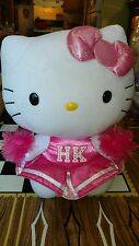 "Hello Kitty Ty Cheerleader With Pom-Poms 12"" Plush used"