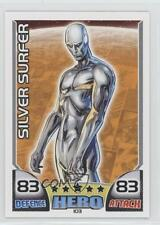 2011 Topps Hero Attax Marvel Silver Surfer #103 0p3