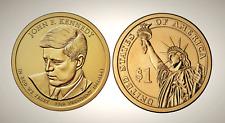 2015 P John F. Kennedy Presidential Series Dollar UNC MS BU Uncirculated!!