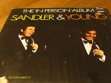 Sandler And Young The In Person Vinyl LP
