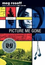 Picture Me Gone by Meg Rosoff (2013, Hardcover)