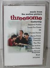 "Cassette Soundtrak for the Movie ""Threesome"" - Great Soundtrack"