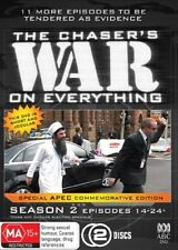 The Chaser's War on Everything : Series 2 : Vol 2 (DVD, 2008, 2-Disc Set)
