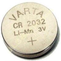 3 x Varta Lithium coin Batteries 3v CR2032  CR 2032 DL2032