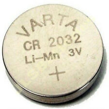 10 x Varta Lithium coin Batteries 3v CR2032  CR 2032 DL2032