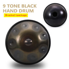 9 Notes Hand Pan Handpan Hand Drum Carbon Steel Material Percussion Professional