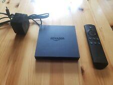 Amazon Fire TV (2nd Generation) Ultra HD 4K Media Streamer w/ Alexa Voice Remote