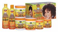 AFRICAN PRIDE SHEA BUTTER MIXED TEXTURE BACK TO NATURAL HAIR CARE