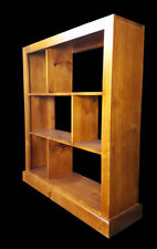 Solid Wood Bookshelves DVD 3 Shelves