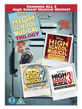 High School Musical 1-3 (DVD, 2009, 3-Disc Set)