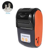58MM Label Maker Machine Portable Bluetooth Thermal Printer Mini Mobile Sticker