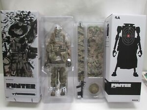 ThreeA Ashley Wood 3A 1/6 WWR GRUNT PUNTER BOT SNIPER Figure World War robot