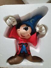 Rutten Disney Mickey Mouse Sorcerers Apprentice Fantasia Statue  figurine