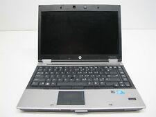 HP EliteBook 8440p i5 M520 2.40 GHz 4GB RAM No OS No HDD