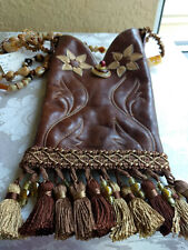 New Handmade Women's Western Purse Made From Leather Cowboy Boots
