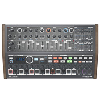 Arturia Minibrute 2S Semi-Modular Analogue Sequencer Synth Module with Patch Bay