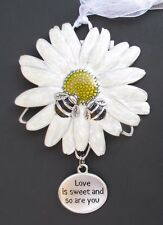 wd Love is sweet and so are you MEANT TO BEE ORNAMENT bumblee ganz