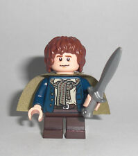 LEGO Herr der Ringe - Pippin - Figur Minifig Frodo Sam Merry Moria Hobbit 9473