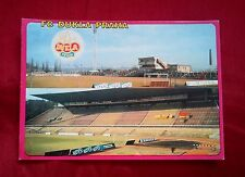 FC DUKLA PRAHA 1992 POST CARD PRAGUE CZECH REPUBLIC REAL PHOTO RP VGC PINK