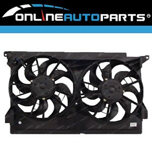Radiator Thermo Fans for Ford EL Falcon Fairmont & Fairlane 96-98 NL DL 6-Cyl V8