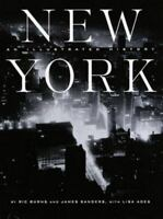 New York : An Illustrated History Hardcover Ric Burns