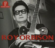 Roy Orbison ABSOLUTELY ESSENTIAL COLLECTION Best Of 51 Songs REMASTERED New 3 CD