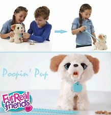 Pooping Dog Interactive Plush Toy My Poopin' Pup Puppy Pet Kids Christmas Gift
