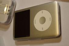 Apple iPod Classic 7th generazione Argento 160 GB ULTIMO MODELLO USB EARPOD NUOVO IN SCATOLA