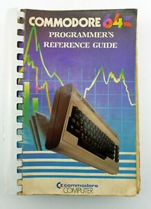 Original Commodore 64 Programmer's Reference Guide