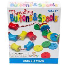 Threading Buttons & Spools #59450 Bontempi (The Original Toy Company)