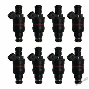8PCS OEM Fuel Injector for BMW 740iL 740i 840Ci 540i 4.0 4.4 D3763FA 1747406 NEW