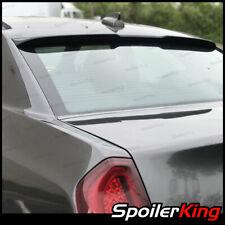 380RC Rear window spoiler w/center cut (fits: Chrysler 300 2011-present)